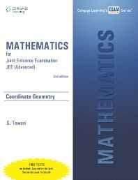 Mathematics for Joint Entrance Examination JEE (Advanced): Coordinate Geometry (Old Edition) Paperback ? Apr 2014