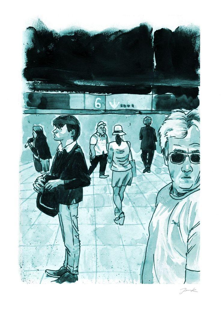 Jens K Styve - Londoners 2