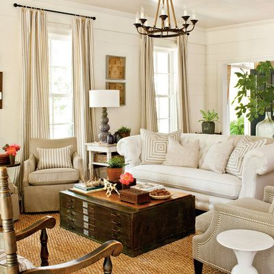 Best 25+ Southern Living Rooms Ideas On Pinterest | Neutral Downstairs  Furniture, Southern Decorating And Beautiful Living Rooms