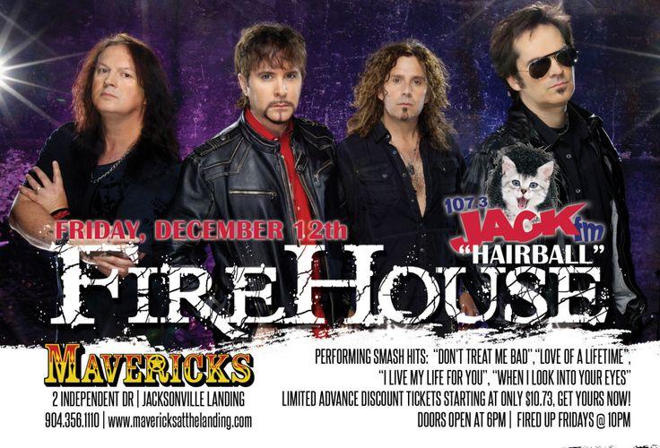firehouse band 2014