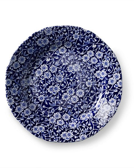 Calico Salad Plate
