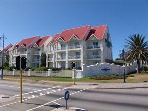 the Courtyard Hotel in Port Elizabeth