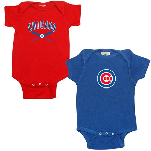 For the little Cub in your life.Philadelphia Philly, Shower Ideas, Texas Rangers, Creepers Sets, Chicago Cubs, Philadelphia Phillies, Pack Creepers, Mlb Com Shops, Baby Shower