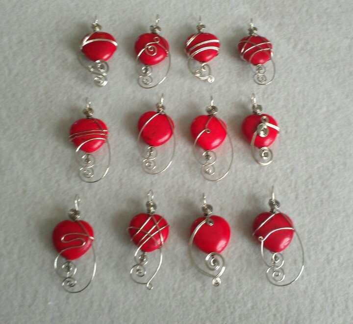 Red Hearts!  Think Valentines Day!