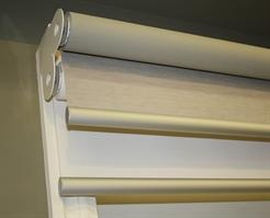 Roller Blinds - Double Roller Blinds - Day Night Blockout and Sunscreen | Blinds Online