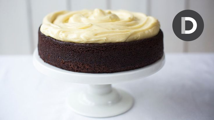 Chocolate Guinness Cake feat. MyCupcakeAddiction