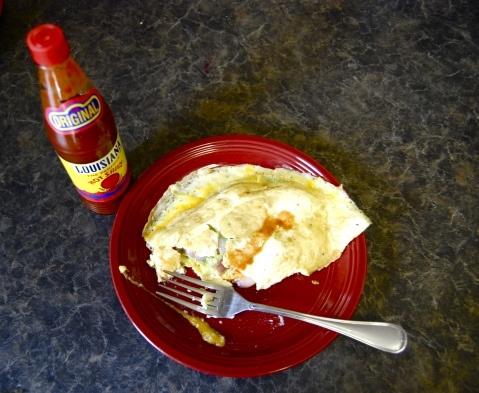 skinny omelette pad thai omelette fresh crab omelette spinach and feta ...