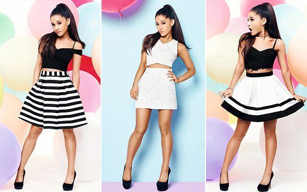 Saiu! Confira as peças incríveis da linha de roupa da Ariana Grande para a Lipsy London! - Moda - CAPRICHO