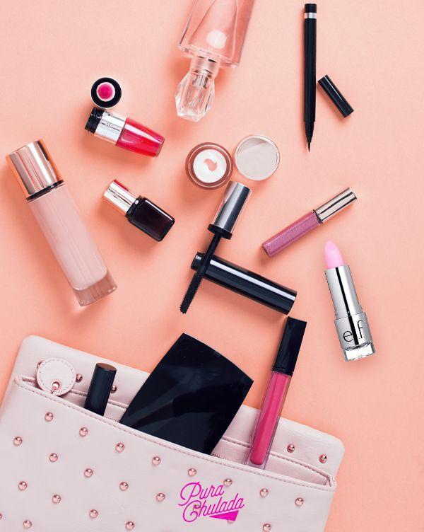 Makeup is my happy hour. #PuraChuladaMx #makeup #girls #happy #makeupholic #lifestyle