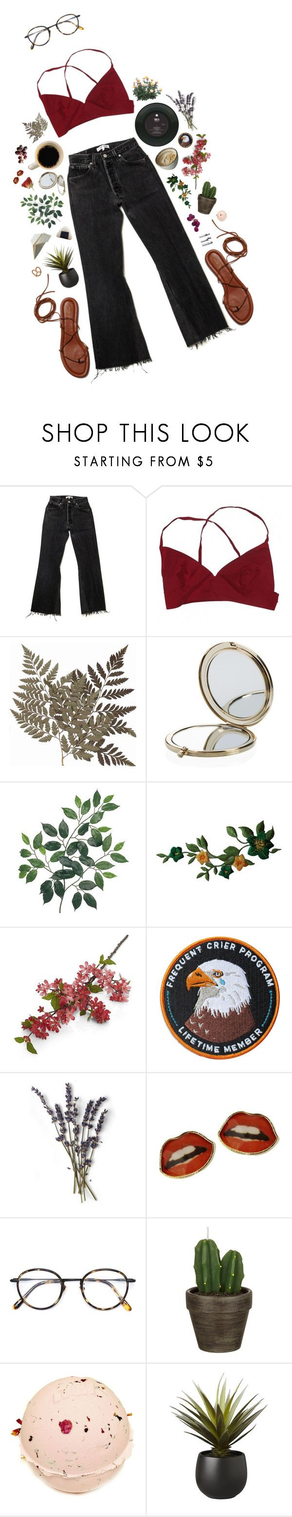 """""""7:56 PM"""" by dear-scone ❤ liked on Polyvore featuring Prada, Henri Bendel, Disney, Crate and Barrel, Stay Home Club, Frency & Mercury, John Lewis and CB2"""