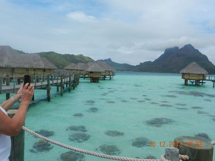 10 Day 3 Island All Inclusive Tahiti Vacation Package Pearl Overwater Bungalow