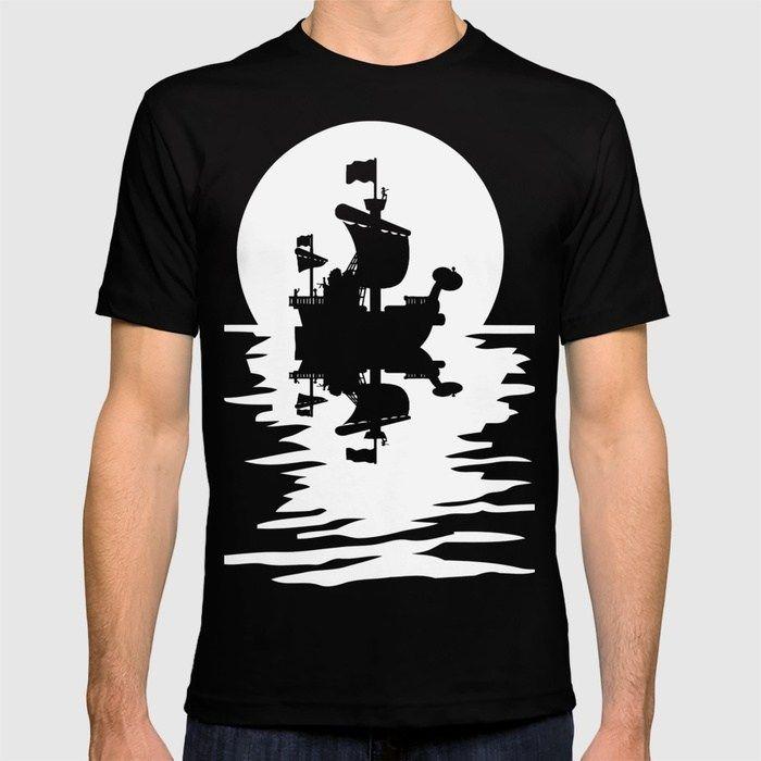 Going Merry One Piece T Shirt Fashion Style Design Otaku