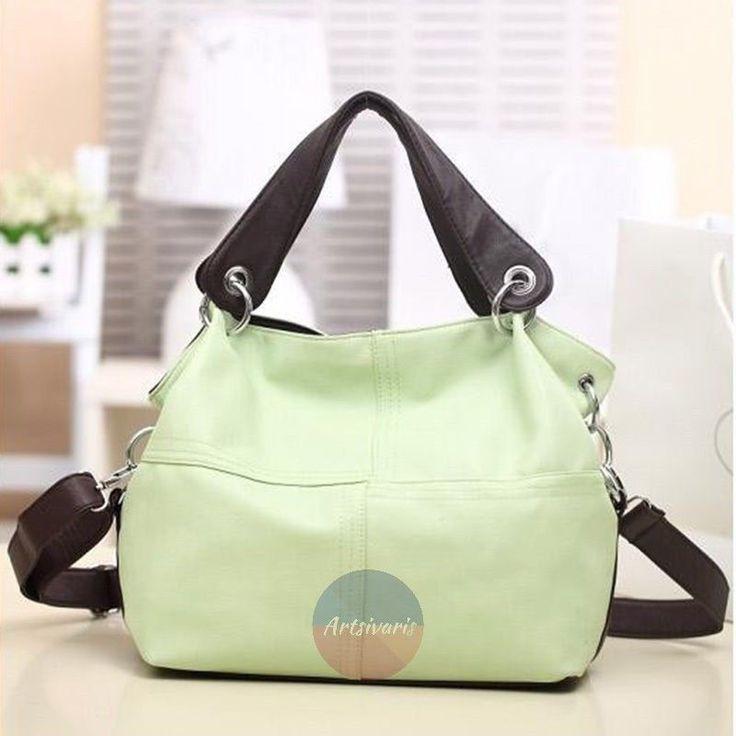Women Lady Fashion Leather Satchel Handbag Shoulder Tote Messenger Crossbody Bag | eBay