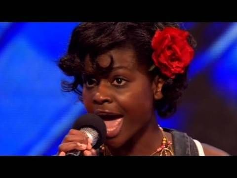 The X Factor 2010: Gamu is originally from Zimbabwe, but now lives in Scotland with her family. With an ambition to become somebody - has she got the talent to match?