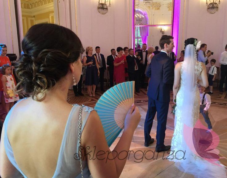 wachlarze do sesji i na przyjęcie weselne