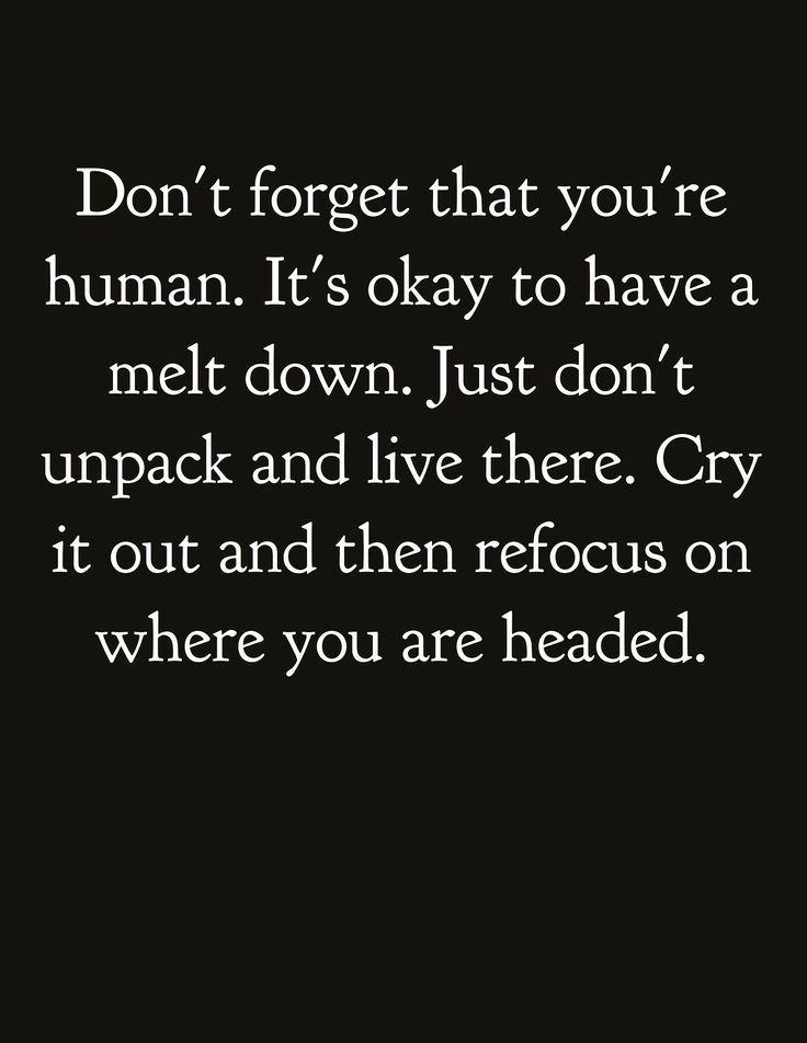 Human, indeed.