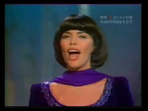 Mireille Mathieu Le Village Oublie 2 - YouTube