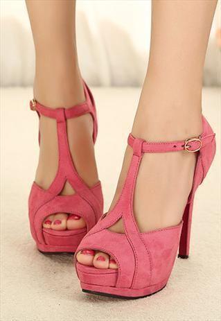 Jenna High Heel Shoes CUTE! !