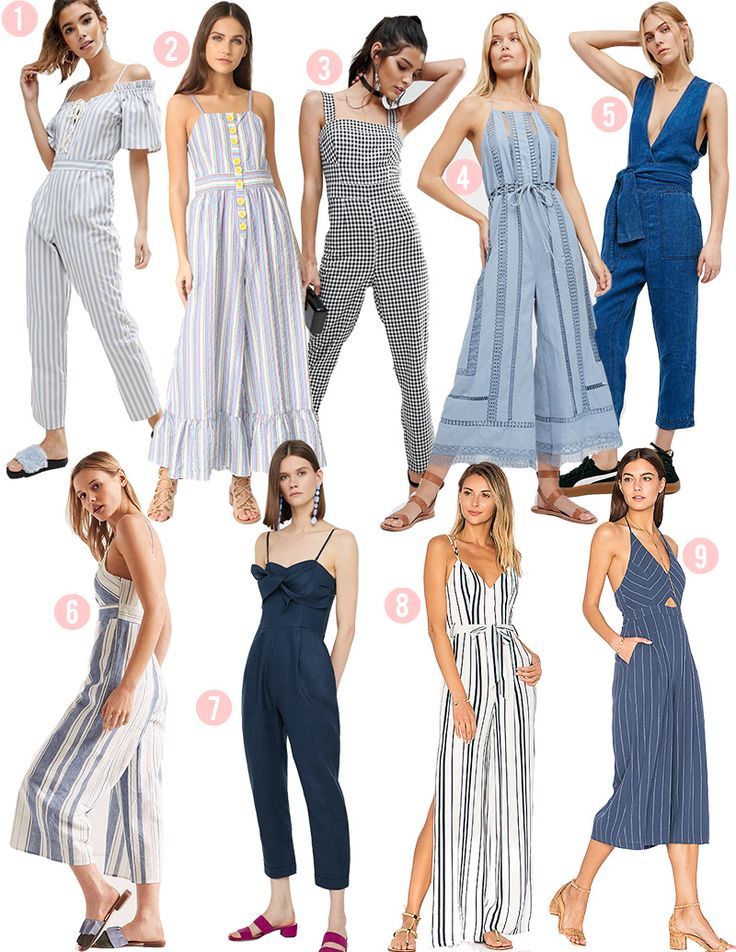 Summer Jumpsuit Shopping Guide | Song of Style