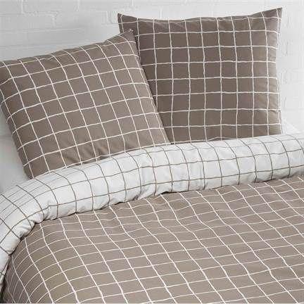 Grid dessin in de #trendy #slaapkamer - Day Dream Pablo dekbedovertrek