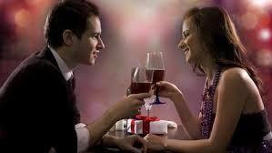 De man en de vrouw hadden een afspraakje gepland maar de vrouw kwam niet opdagen.