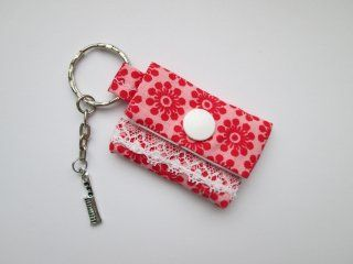 Schlüsselanhänger Minigeldbörse für Essengeld