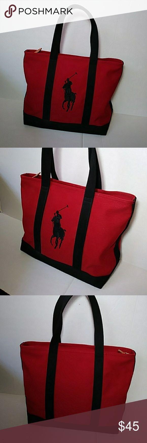 Ralp Lauren Tote No stains Ralph Lauren Bags Shoulder Bags