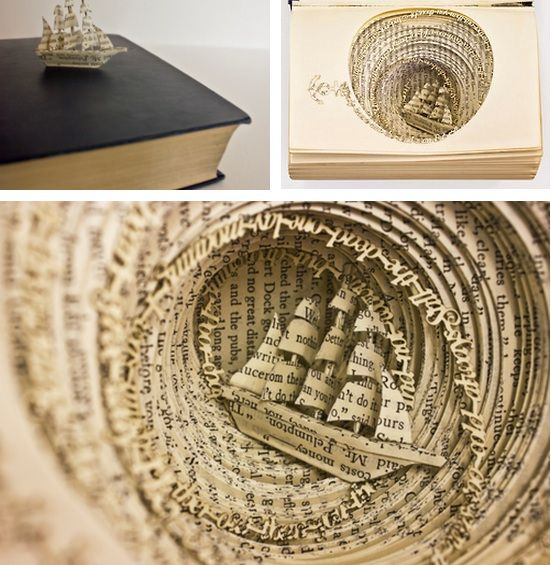 """Thomas Wightman - graphic designer """"Anchored"""" is a project giving voice to those who suffer from OCD. This piece conveys the emotions of a panic attack using the metaphor of a sinking ship."""