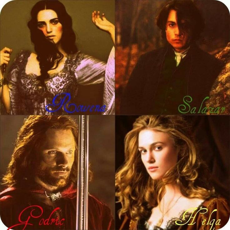 123 best Hogwarts Founders images on Pinterest | Hogwarts ...