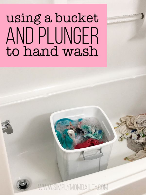 What You Need To Know About Hand Washing Cloth Diapers In A Hotel