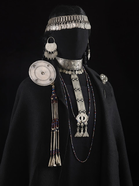 Argentina | La Pampas Jewellery |  From the Las Pampa Art  Culture in 19th Century exhibition by PROA.   ( www.proa.org/... ). Photo credit Jose Luis Rodriguez.