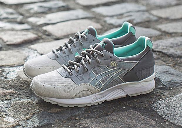 "Remember Part 1 of the ASICS Gel-Lyte V ""Cobble Pack"" by Offspring for their 20th anniversary? Well now it's time for Part 2. The UK sneaker boutique's 20 year celebration continues with the second ""Cobble"" colorway of the GEL-Lyte V … Continue reading →"