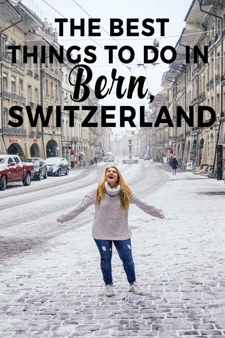 A full travel guide to Bern, Switzerland - the best things to see, do, and eat in Bern (many free!)