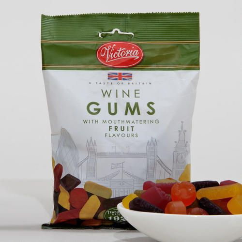 One of my favorite discoveries at WorldMarket.com: Victoria Wine Gums