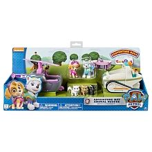 "Paw Patrol - Adventure Bay Animal Rescue Playset with Skye & Everest - Spin Master - Toys""R""Us"