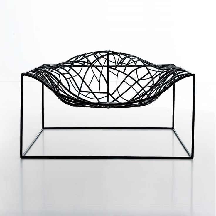 Ad hoc Lounge Chair by Jean-Marie Massaud