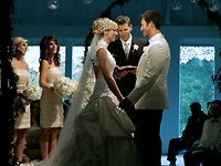 The most amazing wedding video I think I've ever seen. Tony Romo and Candice Crawford, Dallas, Arlington Hall at Lee Park, romance love videographer photographer dream vows bridesmaids bride groom Dallas Cowboys ilikes