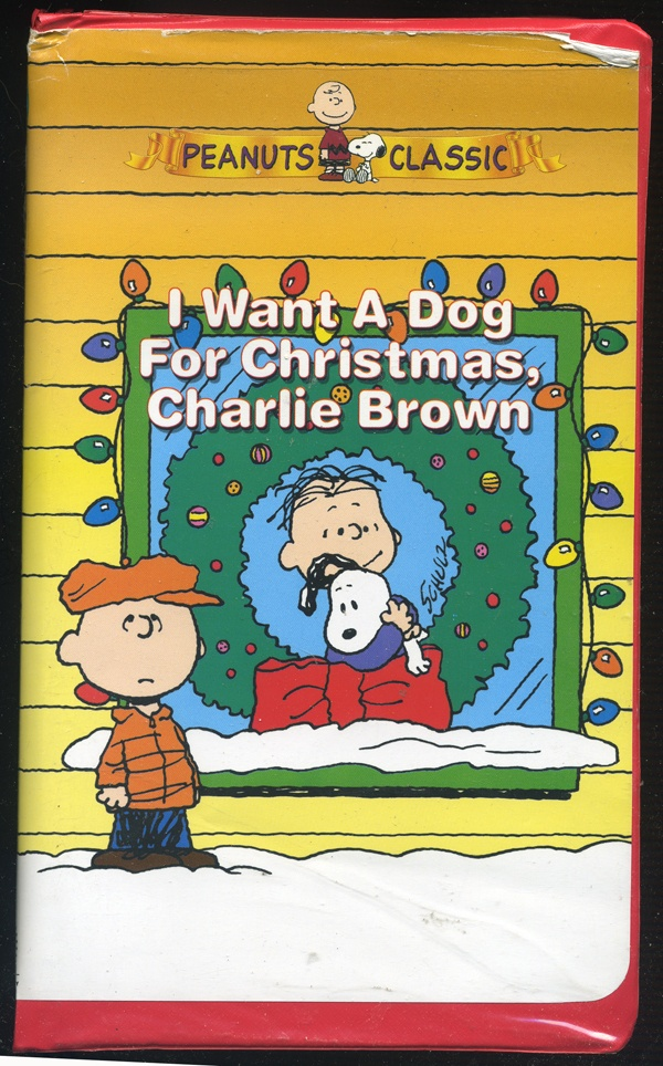 19 best Peanuts Classic VHS images on Pinterest | Charlie brown ...