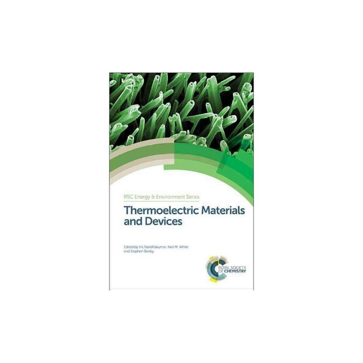Thermoelectric Materials and Devices (Hardcover)