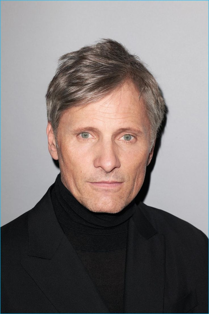 Viggo Mortensen photographed by Terry Richardson for the October 2016 issue of GQ France.