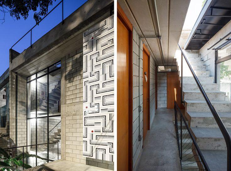 El estudio brasileño Terra e Tuma encontró en Sao Paulo el lugar perfecto para experimentar. El resultado es la casa Maracaná, que lo mismo es una vivienda que un happening. Extendiéndose por todo el perímetro de la propiedad, interioriza el exterior...