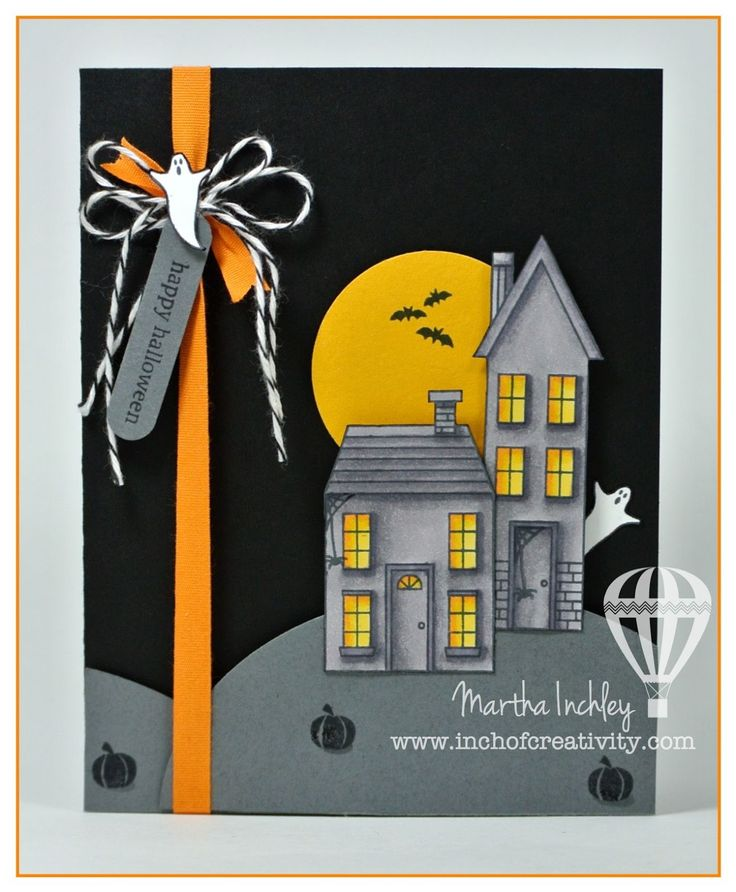 inch of creativity holiday catalogue sneak peek stampinup inchofcreativity holidayhome - Stampin Up Halloween Ideas