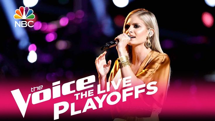 "The Voice 2017 Lauren Duski - Live Playoffs: ""Someone Else's Star"""