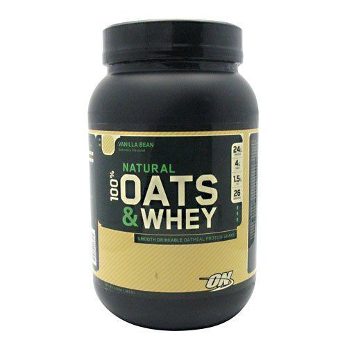 A totally complete product of 100% Natural Oats and Whey. Making sure that you get the right mixture of carbs and proteins supplementing your meals