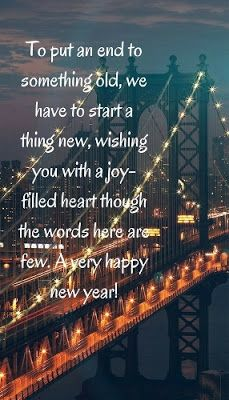 happy new year messages hindi