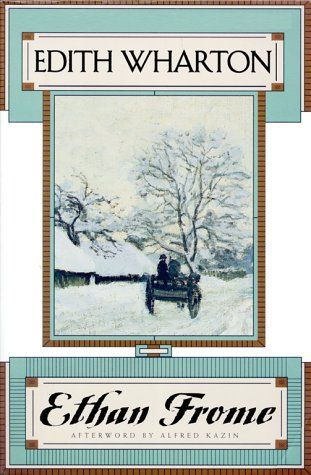 Ethan Frome: For some reason I felt compelled to re-read this novel again. I am glad I did.