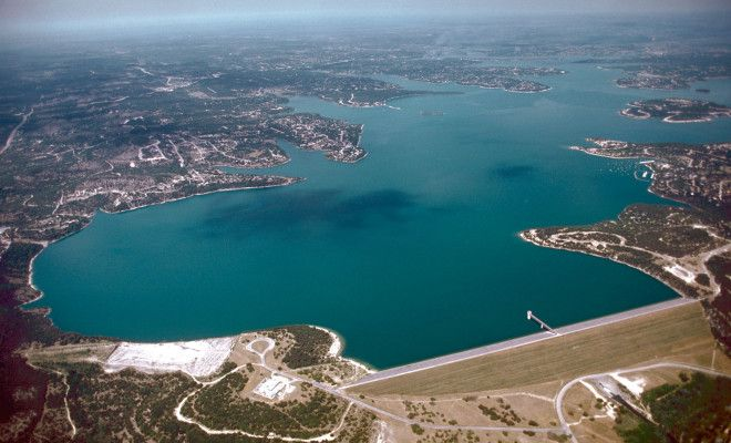 How They Built Canyon Lake - Texas Hill Country