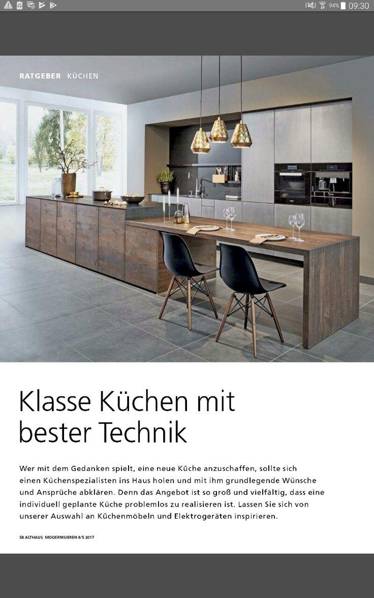 293 besten Küche Bilder auf Pinterest   Küchen, Einrichtung und Haus ...