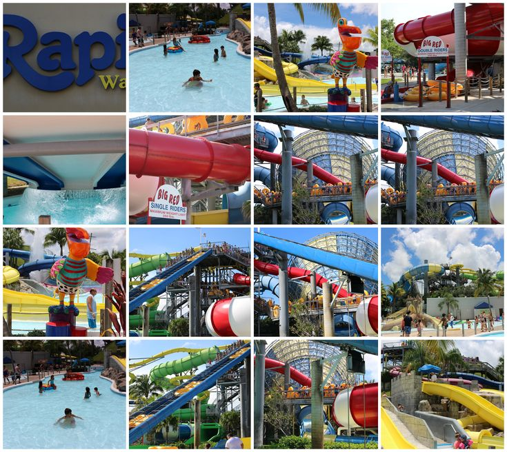 Rapids water park discount coupons