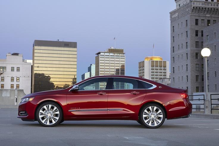 UPDATE: 2014 Chevrolet Impala LTZ mega-gallery